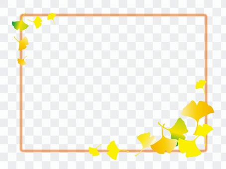 銀杏 - 桔子