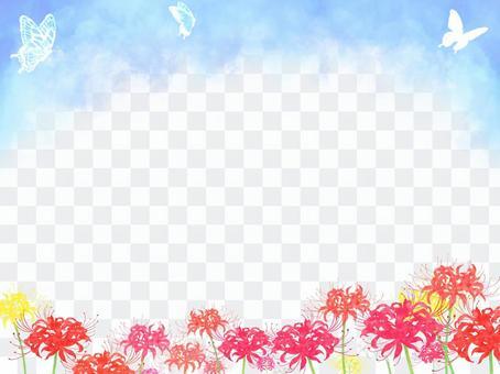 Higambana和蝴蝶框架3