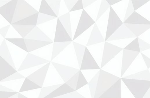 多角形樣式☆白色白色☆背景圖片