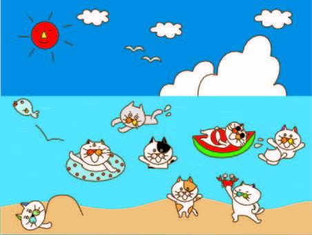 貓玉子的樂趣海