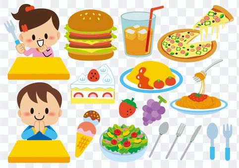 學校午餐食品教育
