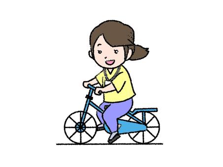 Bicycle visit 2