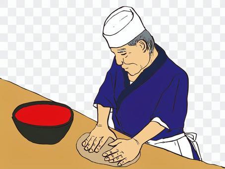 蕎麥麵工匠04