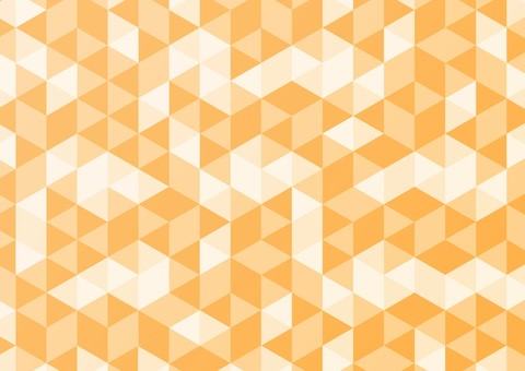 簡單的背景與幾何圖案黃色