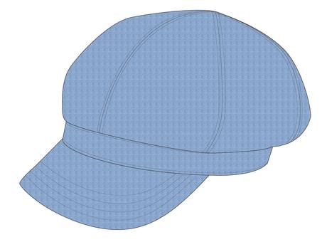 Newsboy cap (saxophone)