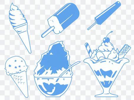 圖標 - 酷甜食