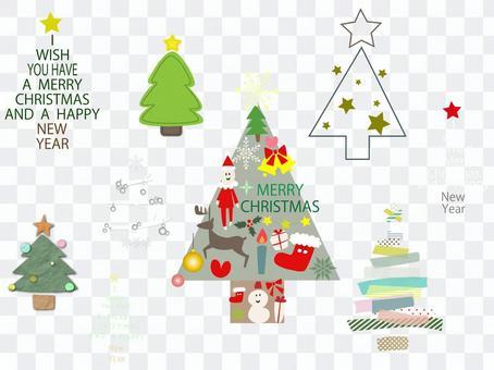 聖誕節設置版本04