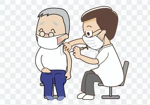 疫苗注射肌內註射