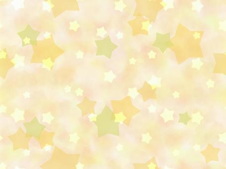 星星連接壁紙黃色