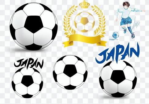 足球足球男孩免費插畫圖片
