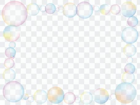肥皂泡框架