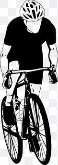 公路赛,自行车