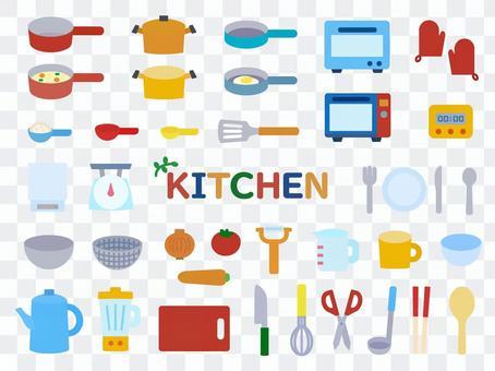 廚房圖設置平