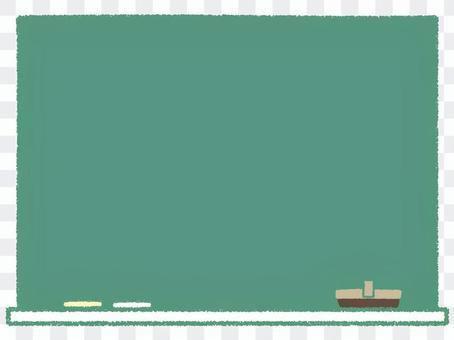 黑板_綠色_手繪