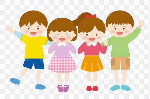 Children's gathering 02_ Come over here