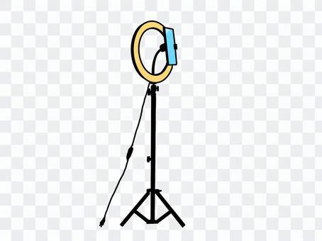 自撮り用カメラ