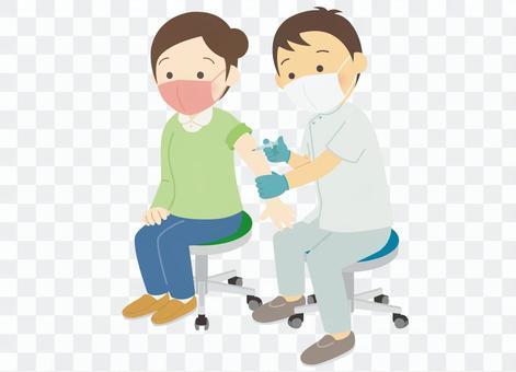 疫苗接種2