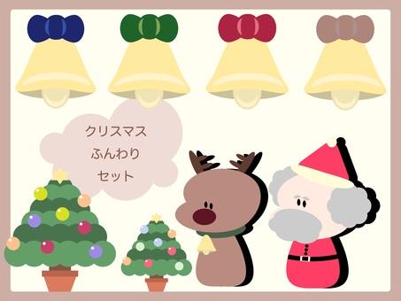 聖誕毛絨套裝