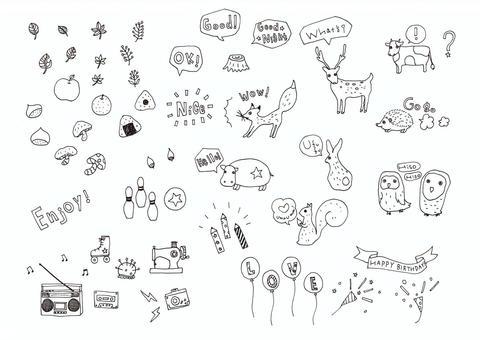 手繪插圖2
