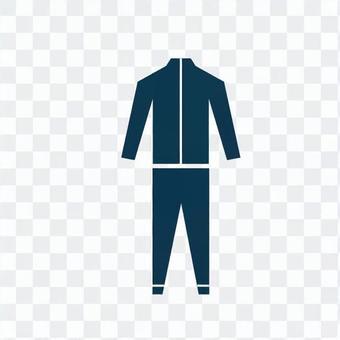深藍色球衣