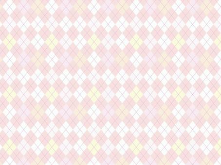 背景牆紙樣式桃紅色顏色樣式Argyle樣式