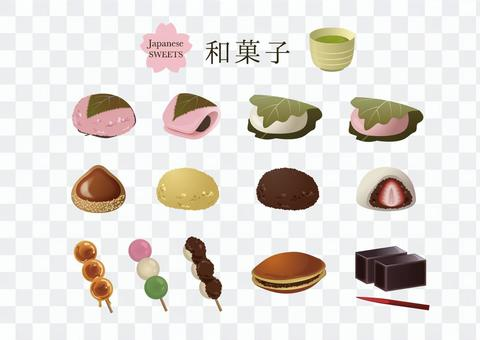 日本糖果套裝