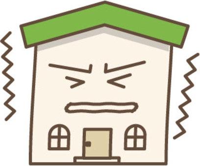 Home character (earthquake) 1