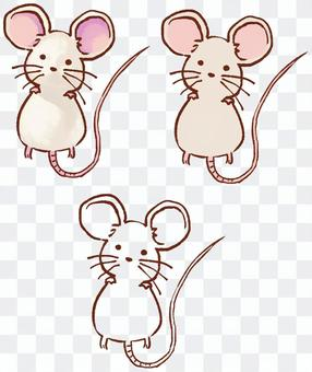 帶有線描的鼠標設置2