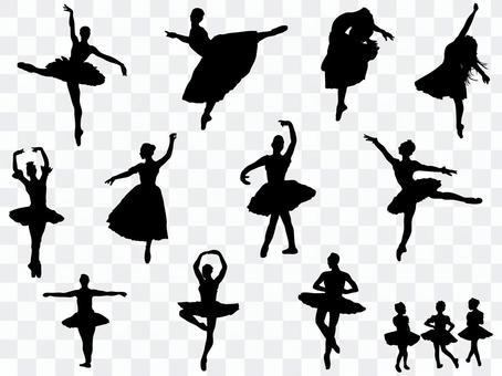 芭蕾剪影_set 2