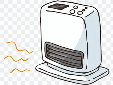風扇加熱器