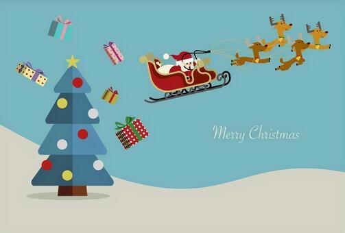 聖誕賀卡設計02