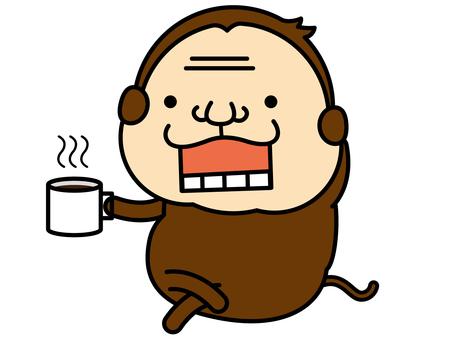 원숭이 씨 브레이크 타임