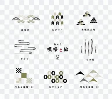 Patterns and pictures