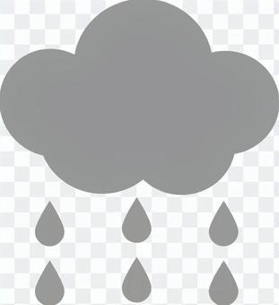 弱雨雲第2部分