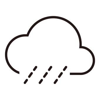 Weather icon (rain ②)