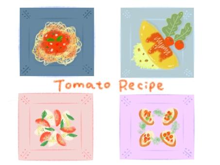 用西紅柿做飯