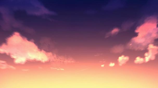 夢幻般的天空[全高清尺寸]