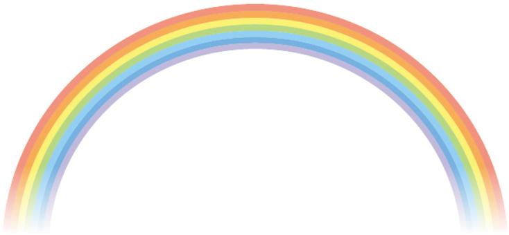 月別-6月-虹