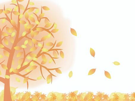 落葉的風景〜1〜