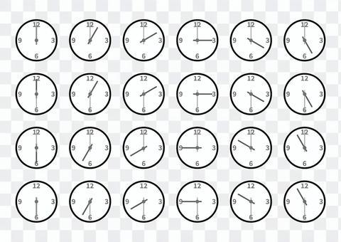 模擬時鐘_02
