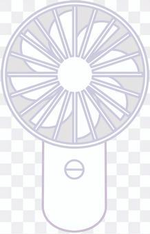 手持風扇,手持,電風扇