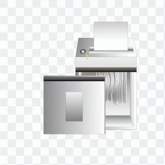 碎紙機(銀)