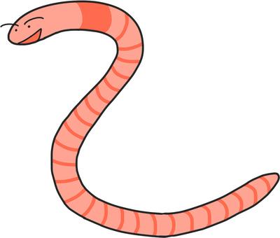 Earthworm boy