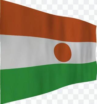 尼日爾國旗