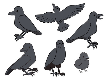 烏鴉姿勢集
