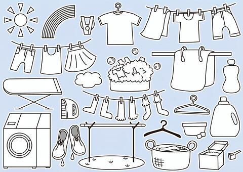 洗濯セット2