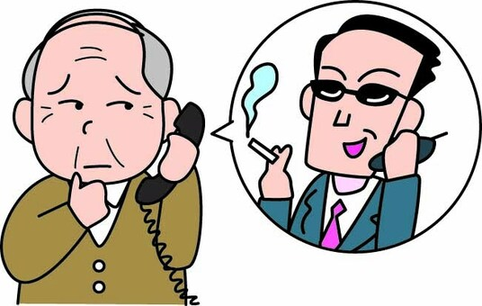 可疑电话02