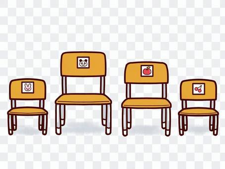 椅子視覺協助