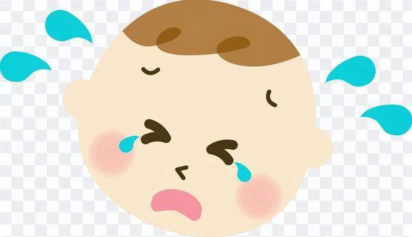 嬰兒哭(寶寶17)