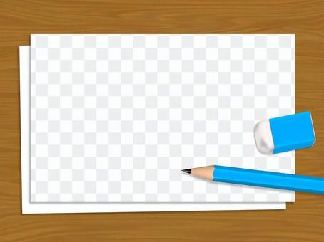 筆記和鉛筆